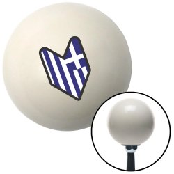 Greek Wakaba Leaf Shift Knobs - Part Number: 10071861