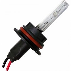 Two Ion HID 4,300 Color Temp 9004 Single Stage Bulbs w/ Plug N Play Wire Harness - Part Number: IONBS90044