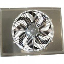 "14/"" 2785 fCFM Zirgo Ultra High Performance Radiator Cooling Fan zirgo ZIRZFU14S"