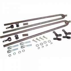 Helix Suspension 1932 Ford Hairpin Kit - Part Number: HEXHPLFBA