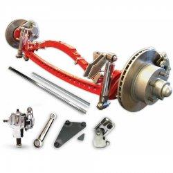 Helix HEXSHKUBA Solid Axle Shock Kit Universal 47 3//4 Solid Axle Shock Kit