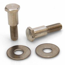 Stainless Steel Striker Bolts For Small Bear Claw Latch from Autoloc - Part Number: AUTBCSBS