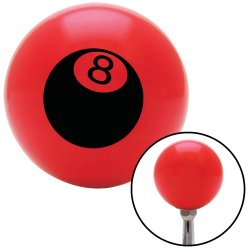 3D 8 Ball  Shift Knobs - Part Number: 10031309