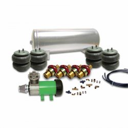 Helix Air Suspension Kit (No Bags) - Part Number: HEXAIRK4000