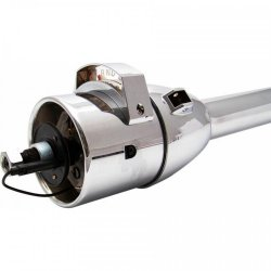 "33"" Chrome Steering Column Automatic with Gear Indicator Window and Shifter - Part Number: JLMSTC1B10B"