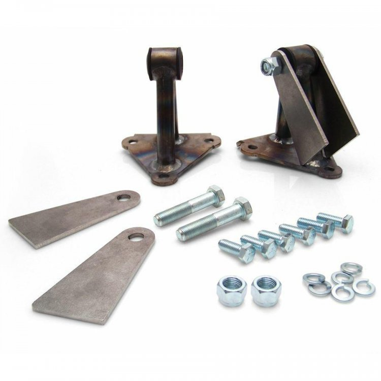 GM Universal Motor Mount Kit for Big and Small Block Chevy