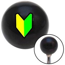 Traditional Wakaba Leaf Shift Knobs - Part Number: 10017106