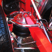 front suspension kit, front suspension, independent front suspension