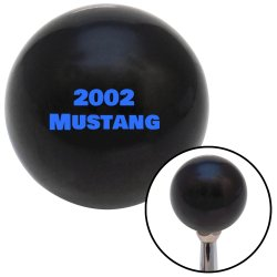2002 Mustang Shift Knobs - Part Number: 10134456