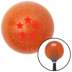 Dragon Ball Z - 5 Star Shift Knobs - Part Number: 10136102