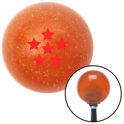 Dragon Ball Z - 6 Star Shift Knobs - Part Number: 10136111