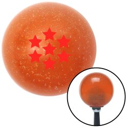 Dragon Ball Z - 7 Star Shift Knobs - Part Number: 10136120