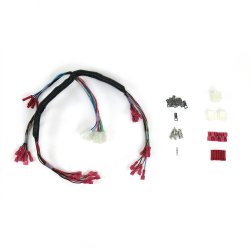 Universal Plug n Play Under Dash Gauge Harness System - Part Number: KICHARNGW