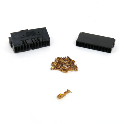 GM Column & Turn Signal Connector Kit - Part Number: KICHARN11