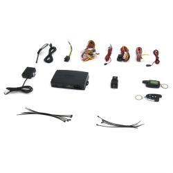 Stellar 2 Way LCD Remote Start With Keyless Entry - Part Number: RS6000