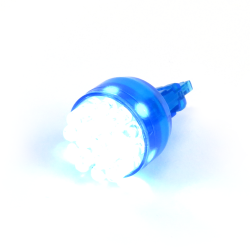 Super Bright Blue 3156 Led 12v Bulb - Part Number: 3156LEDB