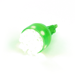 Super Bright Green 3156 Led 12v Bulb - Part Number: 3156LEDG