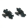 RapidStop High Performance Ceramic Brake Pads Front Axle Set for Mustang II - Part Number: VPABPAD1