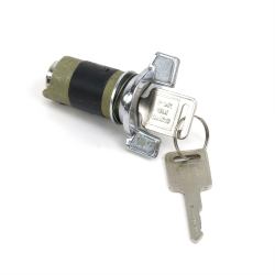 GM Style Steering Column Switch with 2 Keys - Part Number: HEXSTCOLSW