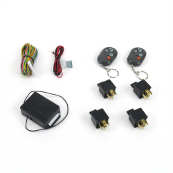 8 Function 80 amp Remote Relay Kit