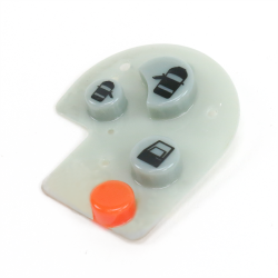 Shave Door Remote Button Pad - Part Number: AUTTRBTN1