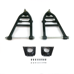 Mustang II Tubular Shock Through Coil Lower Control Arm Set - Part Number: HEXCA12