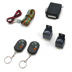 Autoloc 8-Function Remote Keyless Entry w/ 2 Relays - Part Number: AUTKLK800
