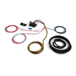 12 Fuse Basic Compact Wire Harness System - Part Number: KICPROCOMP12B