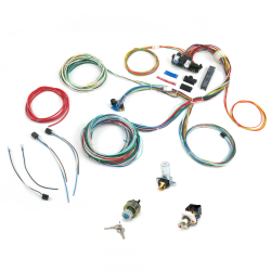 74 and up Jeep CJ6/CJ7 Main Wire Harness System - Part Number: KICOEMWP41