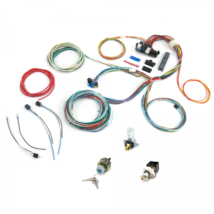 1965 - 1967 Oldsmobile Cutlass Main Wire Harness System |  johnnylawmotors.comJohnny Law Motors