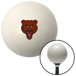 Brown Bear Shift Knobs - Part Number: 10262040