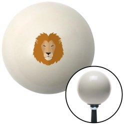 Lion Head Shift Knobs - Part Number: 10262054