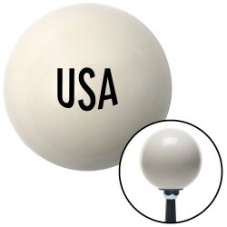 USA Shift Knobs - Part Number: 10262851
