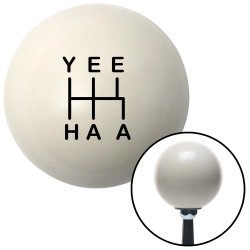 YeeHaa 5 Speed Shift Knobs - Part Number: 10294097