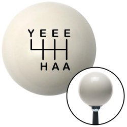 YeeeHaa 6 Speed Shift Knobs - Part Number: 10294105