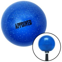 Approved Shift Knobs - Part Number: 10295806