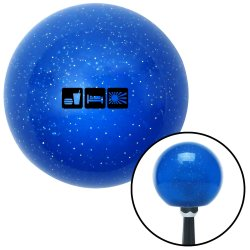 Eat Sleep JDM Shift Knobs - Part Number: 10295846