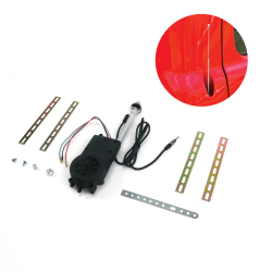 Flush Mount Antenna Kit - Part Number: AUTPACD