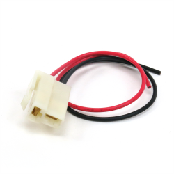 Cooling Fan Harness Plugs - Part Number: 10015301