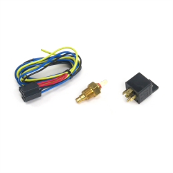 Radiator Temp Control Kit with Harness - Part Number: ZIRZFSWFK