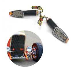 LED Turn Signal Kit (Pair) - Part Number: KICTURNSIG1