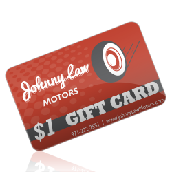 $1 Gift Card ~ Change Qty For Custom Amount - Part Number: GIFTCARD0001