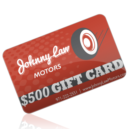 $500 Gift Card instructions, warranty, rebate