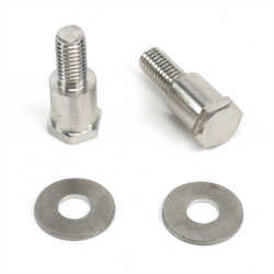 Stainless Steel Striker Bolts For Large Bear Claw Latch - Part Number: AUTBCSBL