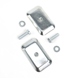 Seat Belt Anchor Plate Hardware Pack - Part Number: STBSBHP