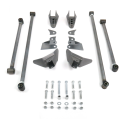 Chevy LUV Truck 1972 - 1980 Heavy Duty Triangulated 4-Link Kit - Part Number: HEXA3DB45
