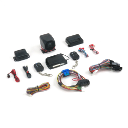 Plug In Bmw Alarm with Sit Sensor - Part Number: STEBMWRTX
