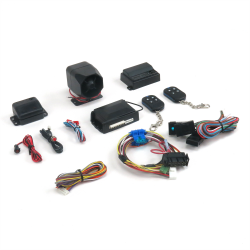 Plug In Bmw Alarm with Sit and Remote Windows/Top - Part Number: STEBMWRTXC