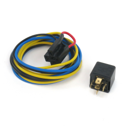 Zirgo Fan Relay Kit - Part Number: ZIRZFRA