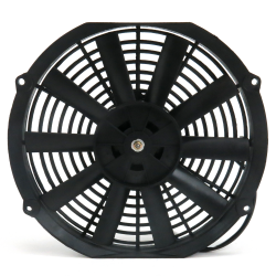 "10"" Zirgo 1149 fCFM High Performance Blu Cooling Fan  - Part Number: ZFB10"